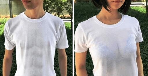Polémicas camisetas ofrecen el cuerpo perfecto sin cirugías ni gimnasio