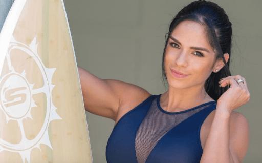 La historia de la modelo fitness Michelle Lewin devirales portada