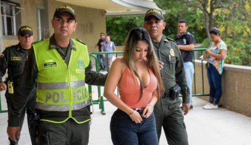 Elizenis Muñoz La Diabla y su acalorado baile desde la cárcel devirales portada